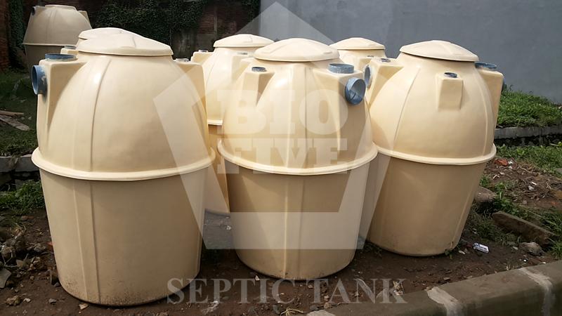Septic Tank Ekonomis Biofive LC-10