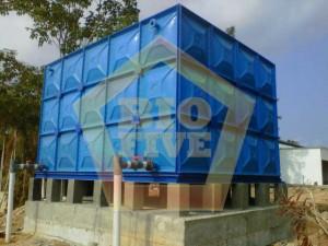 roof tank, tangki panel, tangki fiberglass