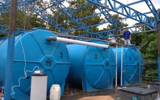 IPAL ( Instalasi Pengolahan Air Limbah )