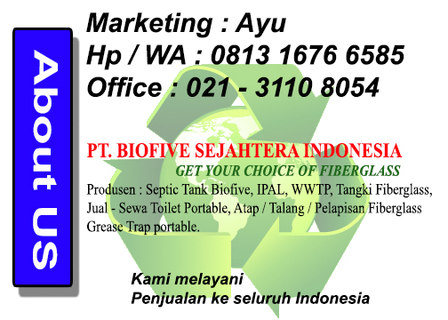 Contact septic tank biofive co id